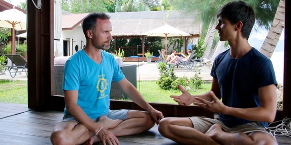 Have a Relationship with your Yoga Practice – An interview with Paul Dallaghan